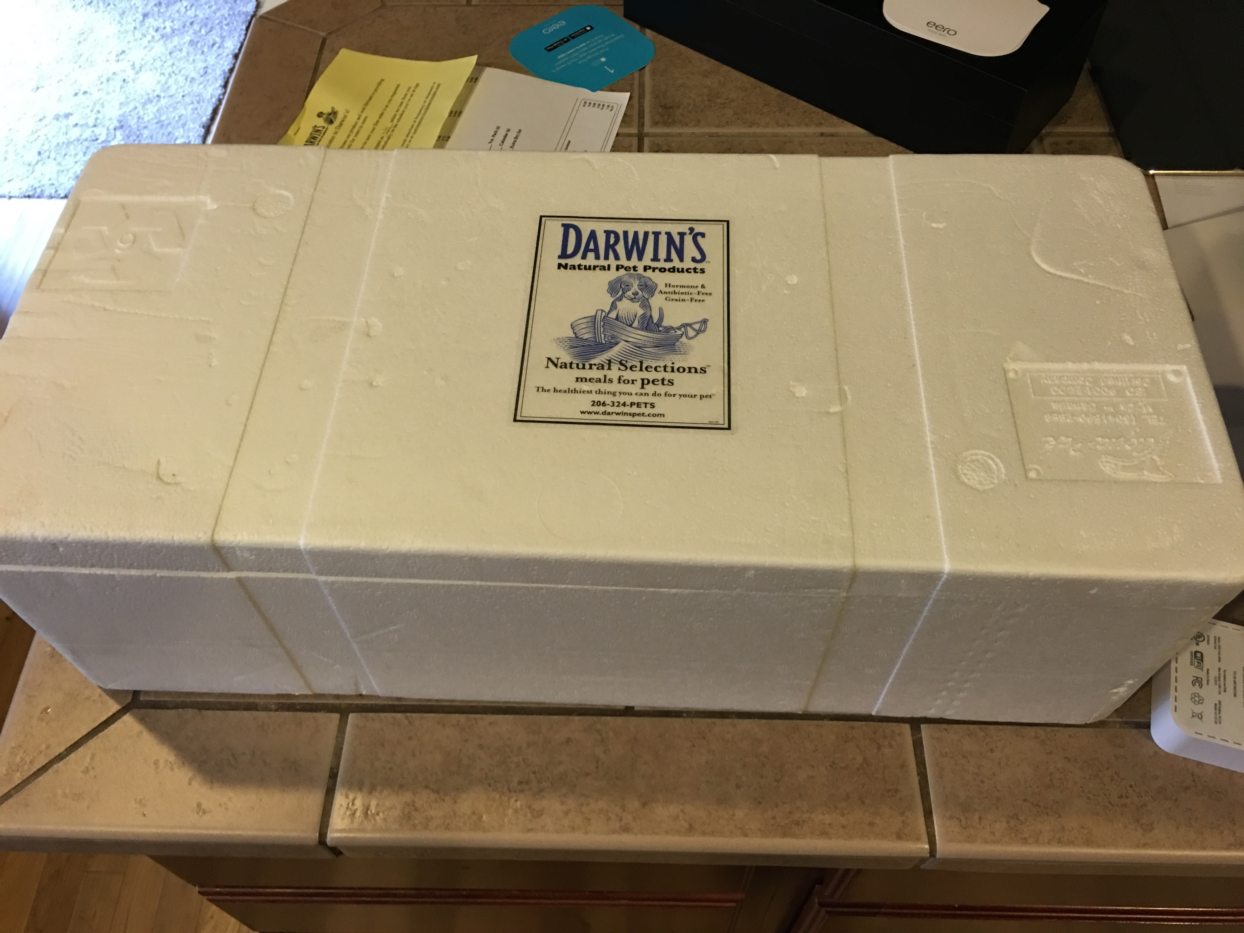 Raw Dog Food Delivery Seattle